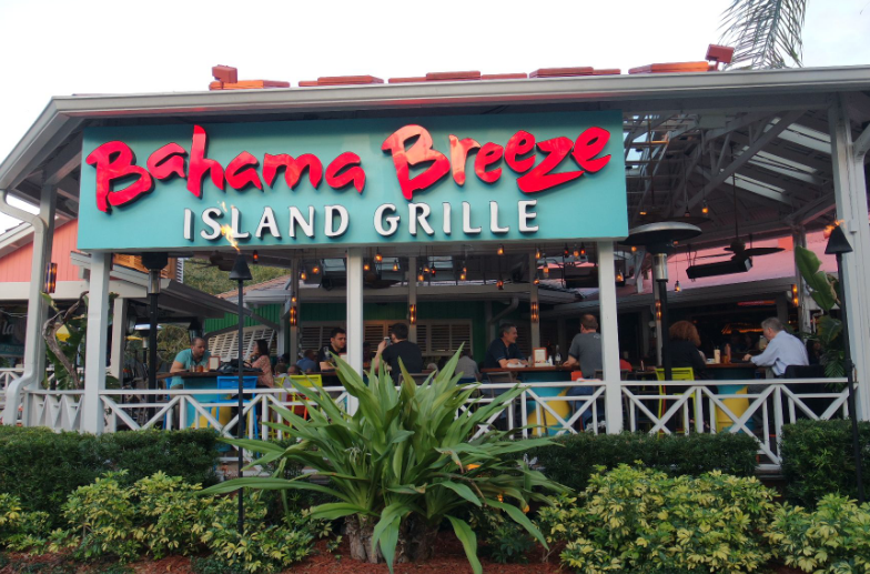 Bahama Breeze Customer Satisfaction Survey