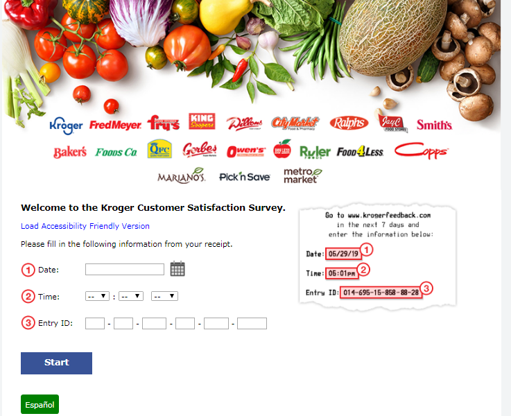 Roundy's Feedback Tell SMG Survey