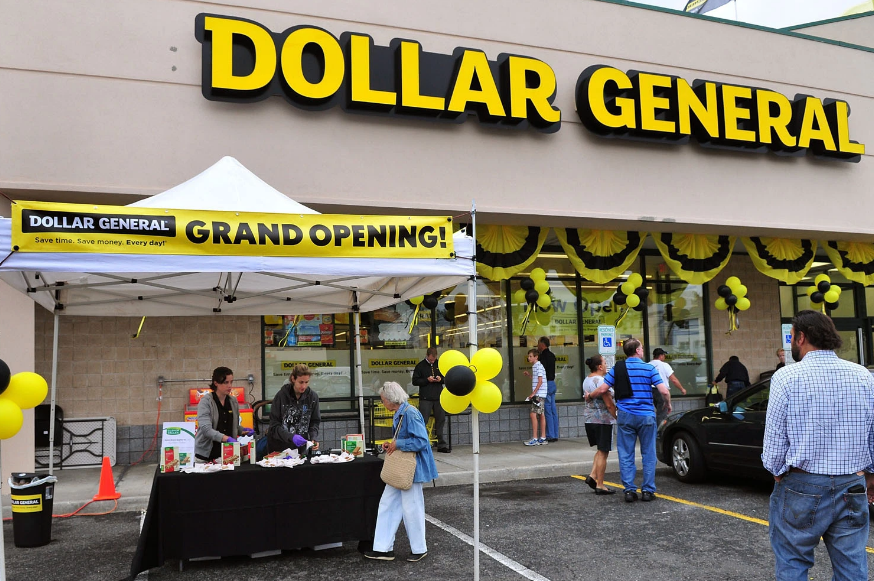 Dollar General Supermarket Survey